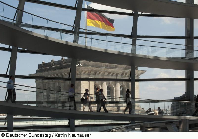 Bundestag koepel