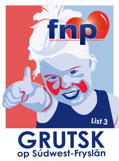 FNP poster Súdwest