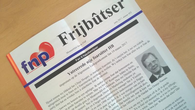 Frijbûtser 452
