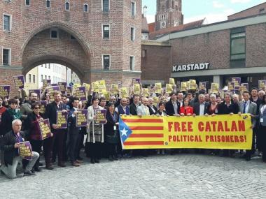 FNP: Catalaanse politieke gevangenen vrij