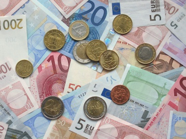 FNP Fryslan Euro coins and banknotes