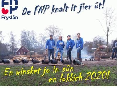 FNP Fryslan FNP ald en nij