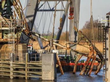 FNP: Friese CdK Brok naar top Friesenbrücke in plaats van Paas?