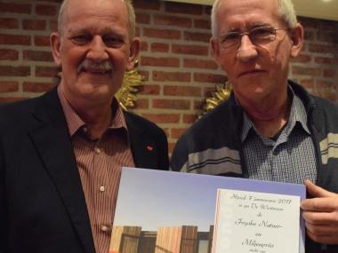 Fryske Natuer-en Miljeupriis foar Romke Kinderman