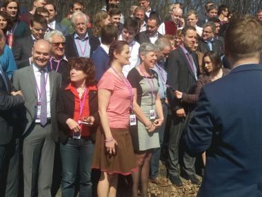 FNP mei 6 minsken nei EFA-kongres yn Beieren