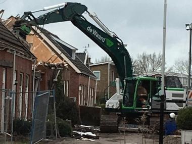 FNP: blij voor bewoners Noorderdwarsstraat Grou