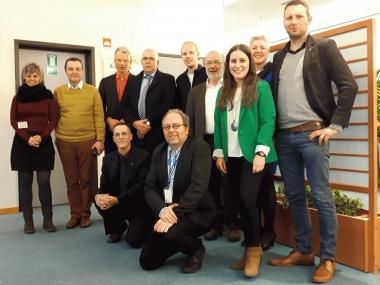 Wurkbesite FNP oan EFA-fraksje Brussel
