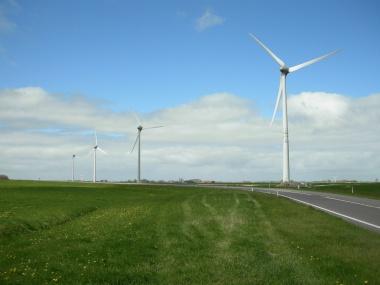 Fryslân kan prima zonder extra wind op land