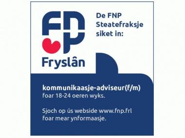 FNP Fryslan Fakatuere maart 2020