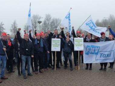grutte soargen FNP wurkgelegenheid taksy ferfier Noardeast Fryslân