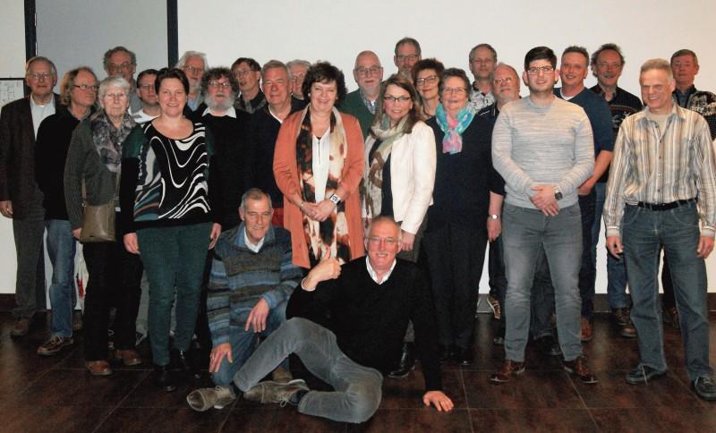 FNP waadhoeke groepsfoto