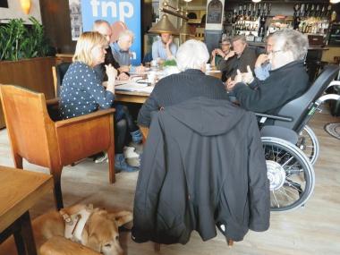 Ljouwert: woansdei 20 septimber o.s. sil it 7e praathûs fan de  FNP fraksje plakfine.
