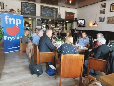 Ljouwert: 6e Praathûs FNP Ljouwert
