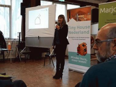 Tiny House evenemint yn Berltsum goed besocht!