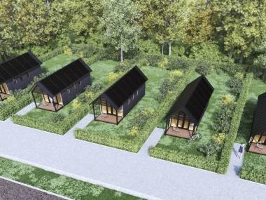 Parseberjocht ynisjatyf útstel foar Tiny Houses yn de gemeente Menameradiel