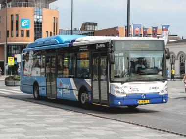 FNP Fryslan Bus1