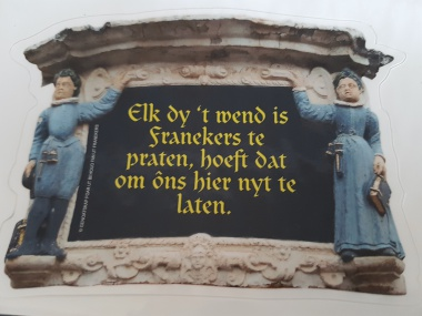 Webside FNP Waadhoeke no ek yn it Franekers!