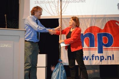 FNP Natuer en Miljeupriis 2015