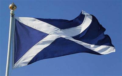 Scottish flag 2109121b
