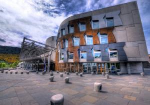Skotsk parlemint