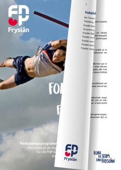 FNP programma PS2019 Frysk