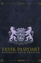 Frysk paspoart