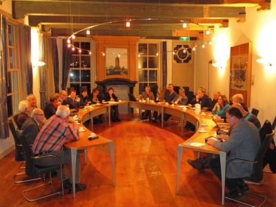FNP De Fryske Marren gearkomste yn Balk yn novimber 2012