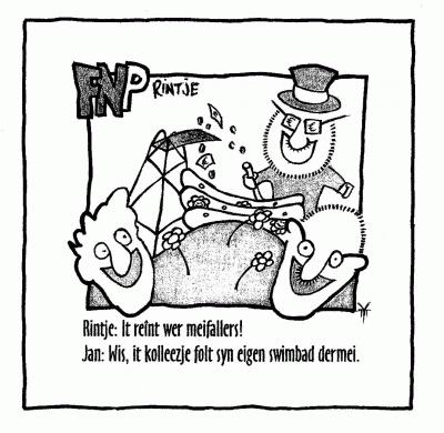 FNPrintsje: jild oer
