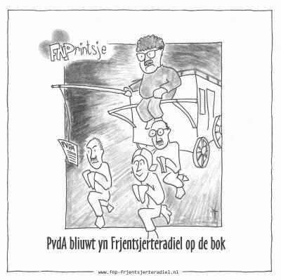 FNPrintsje De Nije Bok