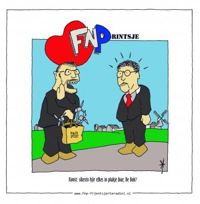 FNPrintsje Wynmuntsjes
