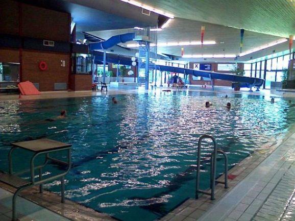 swimbad Bloemketerp grutte bad