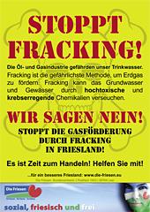 die friesen stoppt fracking