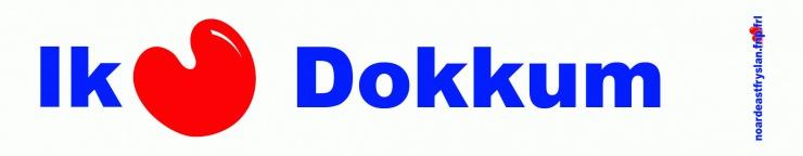 FNP sticker Dokkum