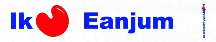 FNP sticker Eanjum