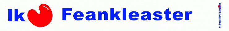 FNP sticker Feankleaster