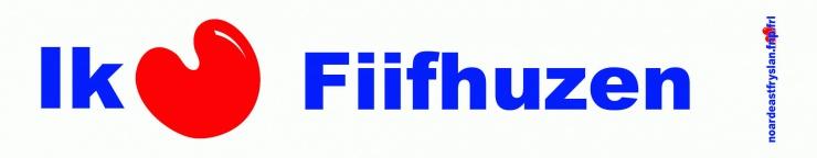 FNP sticker Fiifhuzen