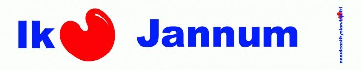 FNP sticker Jannum