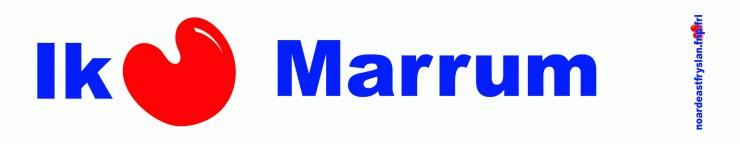 FNP sticker Marrum
