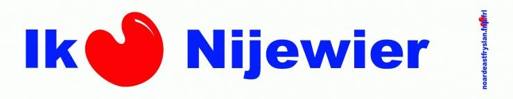 FNP sticker Nijewier