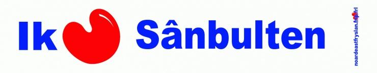 FNP sticker Sanbulten