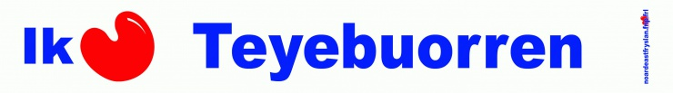 FNP sticker Teyebuorren